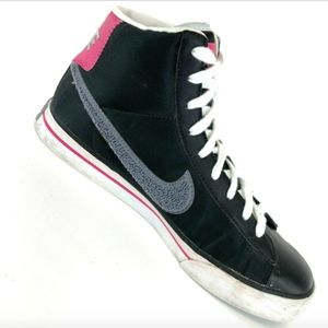 Nike Shoes - Nike Sweet Classic 416173 High Tops Textile Shoes